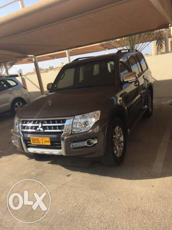 for RENT Pajero 2016 السيب -  1
