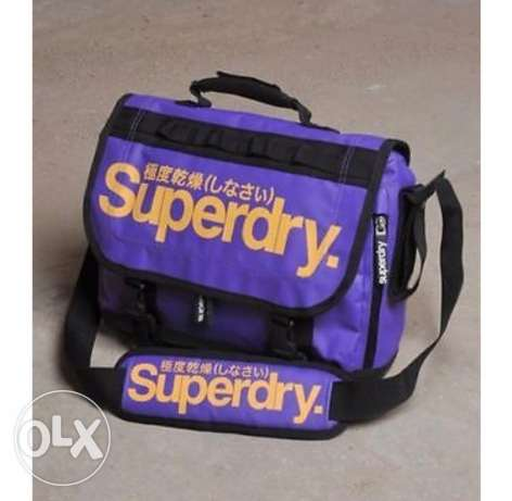 New Limited Edition Superdry Laptop Bag at great price. Looks Amazing