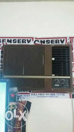2 ton window Ac's for sale in very good condtion