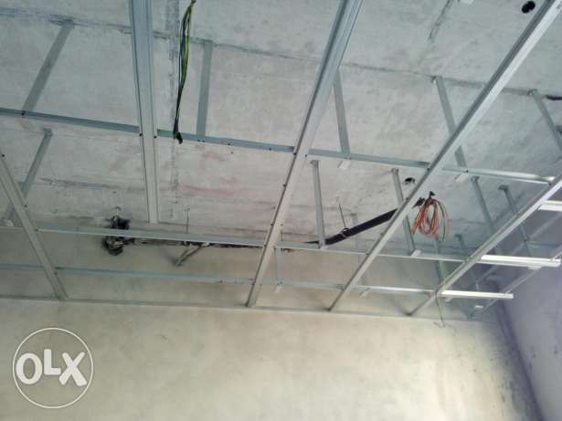 AC, Ducting and Construction Work