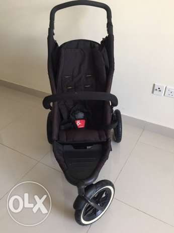 Stroller double Phil&Ted مسقط -  6