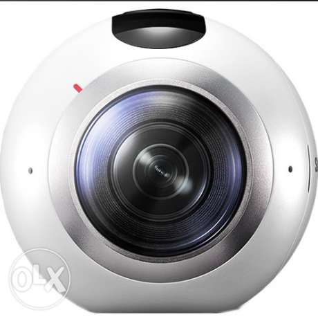 New!! Samsung Gear 360 SM-C200 Cam VR Camera Dual Lens