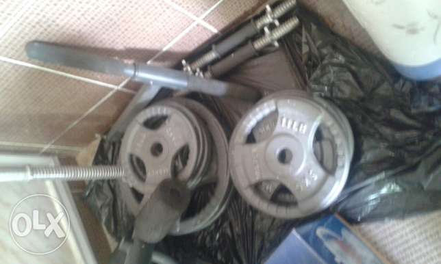 complete home gym السيب -  5