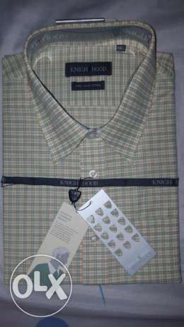 Knighthood brand half sleeve formal / informal shirt
