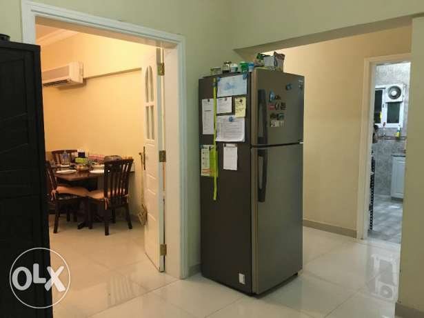 Flat for rent in Alkuwair starting November 1 مسقط -  1