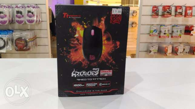 Gaming mouse TTesports Azures