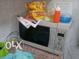 National Panasonic Microwave for urgent sale.