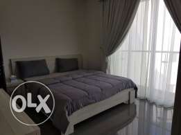 2 Bedrooms Furnished Apartment For Rent In Almouj (The Wave ) 1000 RO