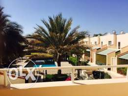 European 3BHK Complex Villa with Swimming Pool in Madinat Qaboos
