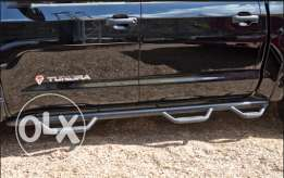 Tundra CREW MAX Predator Running Boards / 6 Steps