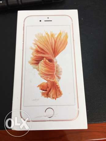 iPhone 6as 64 GB Brand new sealed full warranty مسقط -  1