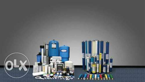 Water Filtration Accessories and parts