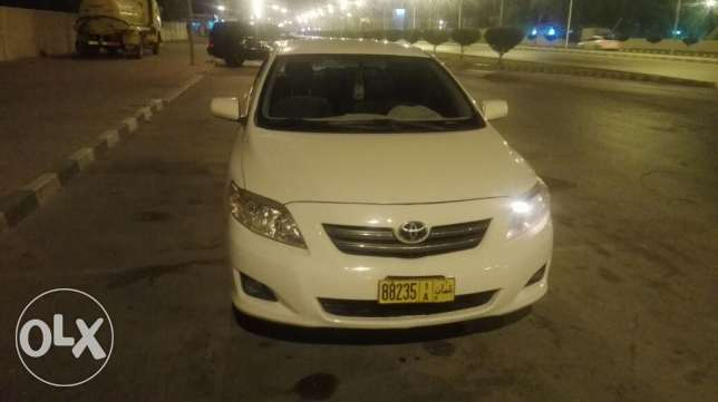 Toyota corolla for sale 2009 model. Full automatic for sale 2000ro