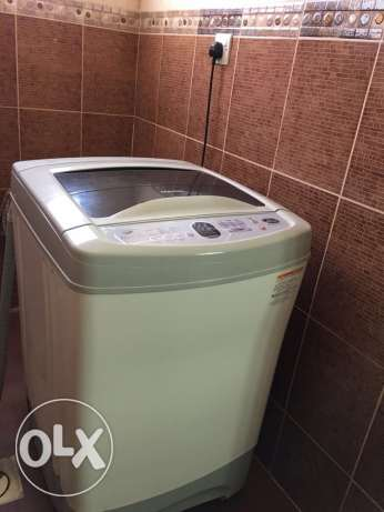 Samsung Washing machine for sale - used السيب -  4
