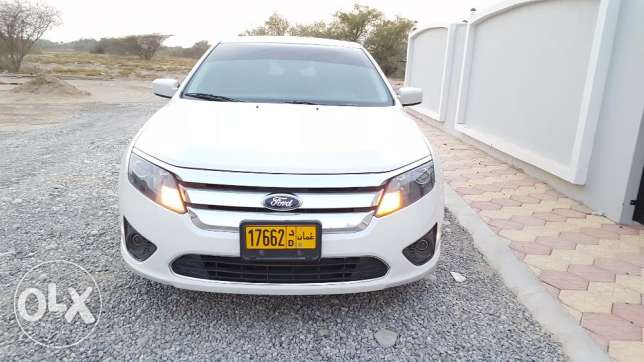 Ford Fusion 2012 for sale 2500 RO مسقط -  2