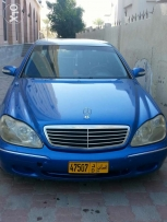 "Mercedes Benz SL500 ""Royal Blue Color"" For sale"