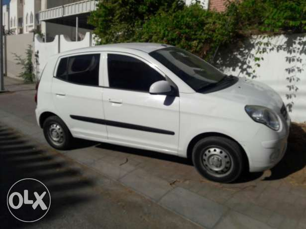 kia picanto 2011 original paint in excellent condition low mileage مسقط -  3