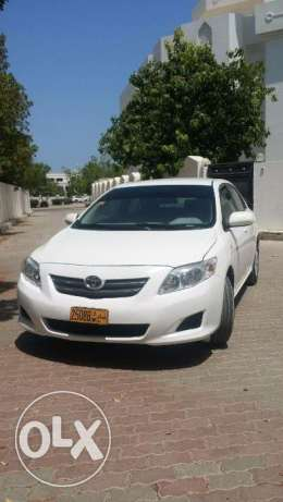 very nice toyota corolla 2009 for sale