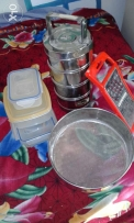 Kitchen household items