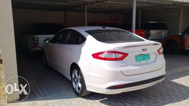 Ford Fusion 2016 brand new