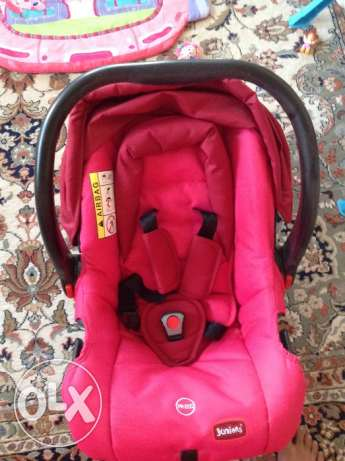 Infact carseat & carry cot