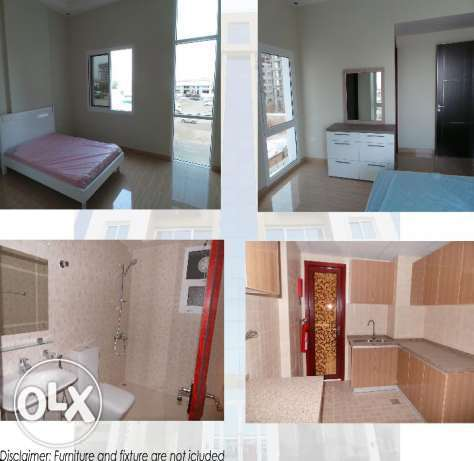 2BHK with balcony flats for rent in Ghala (nearby Al Maha Petrol) مسقط -  2