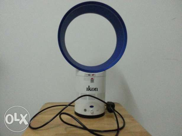 Bladeless Fan ( Ikon )
