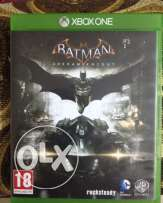 Batman Arkham Knight & Call of duty advanced warfare xbox one for sale