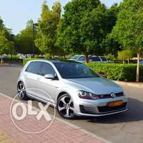 Golf GTI low mileage free service & 2 years Warranty