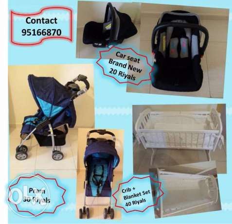 Selling New Baby Items