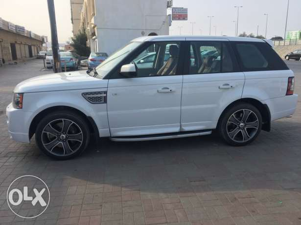 Range Rover Sport 2012 SUPERCHARGED