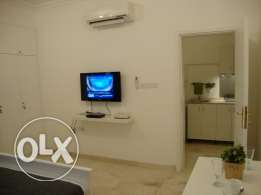 Furnished Room With Small Pantry & bathroom close to beach, area 67m.