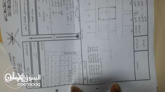 Land in sawmahan barka for sale بركاء -  2