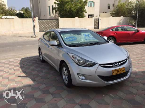 Hyundai Elantra 1.8 for Sale! مسقط -  1