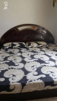 Double bed in very cheap price hurry urgent sell serious buyers only