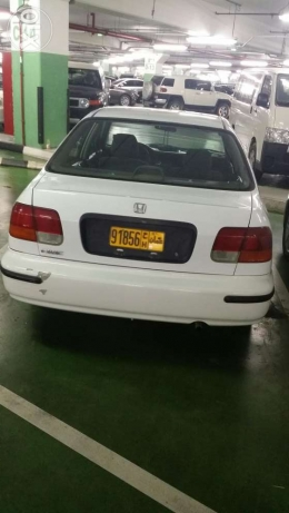 Honda civic 1997 For Sale مسقط -  1