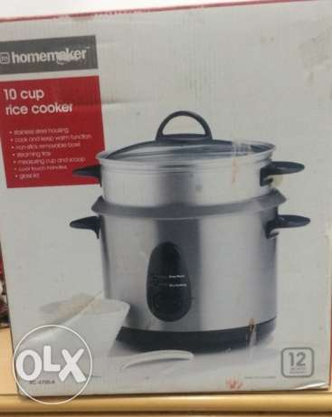 Rice cooker(brand new)