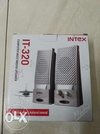 Speaker Intex for Computer/laptop