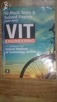 Book for Admission in Vellore Institute of technology for VITEEE exam