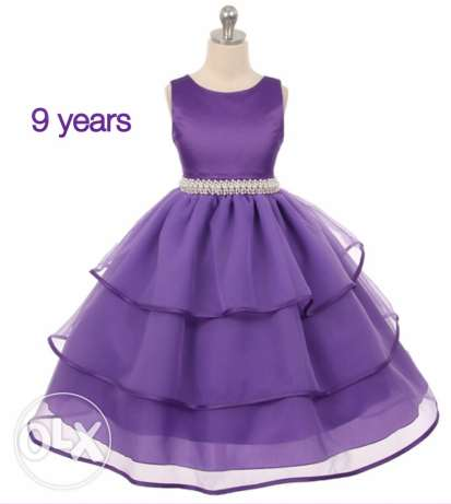 Girls Dresses (9-12 years)