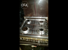 Electrical Gas Cooking Range in very good condition