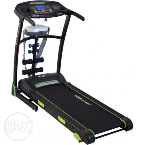 Marshal Fitness Treadmill with Massager - Marshal-