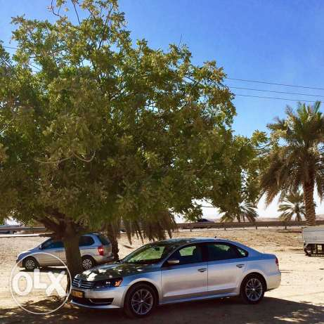 Brand New Condition VW Passat with low mileage مسقط -  2