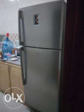 Samsung double door fridge in good condition 540 liters