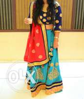 Designer lehenga for sale