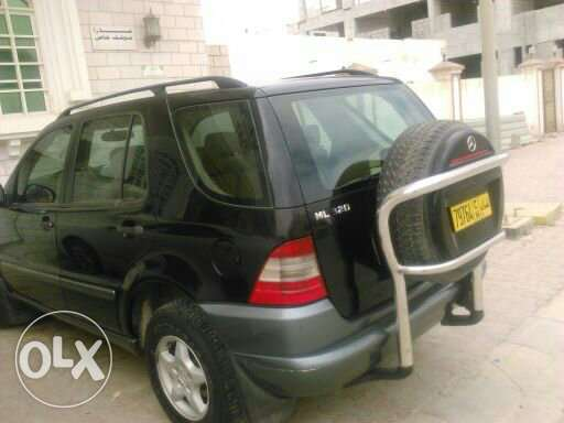 1999 ML-350 Mercedes-Benz (Mint Conditi) صلالة -  6