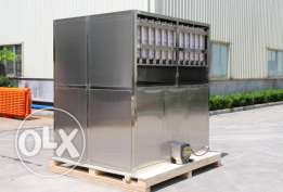3 tons cube ice machine for restaurant