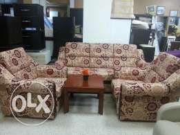 Five seater sofa (not used)