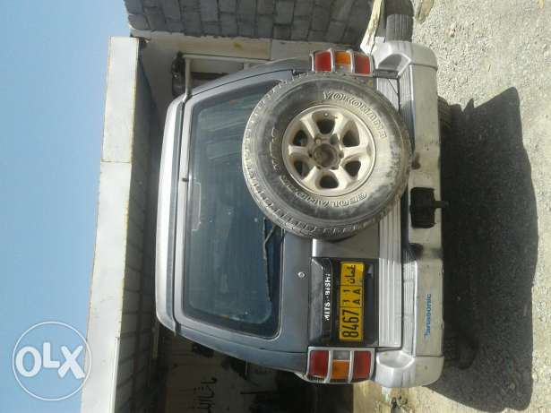 Pajero for sall