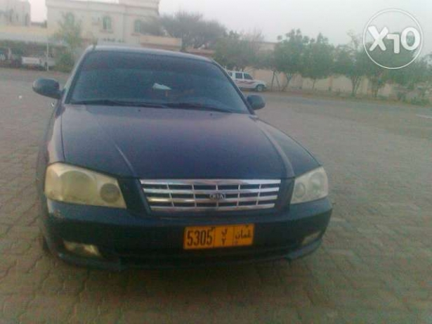 Kia optima 2002 for sale البريمي -  1